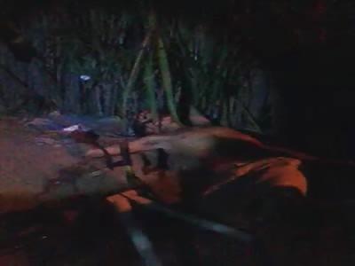 homicidio en el distrito de Olinda - Tianguá Ce (BRASIL)