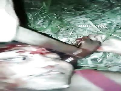 15-Year-Old Girl Brutally Butchered by Drug Dealers