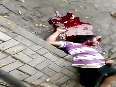 New murder in Brazil