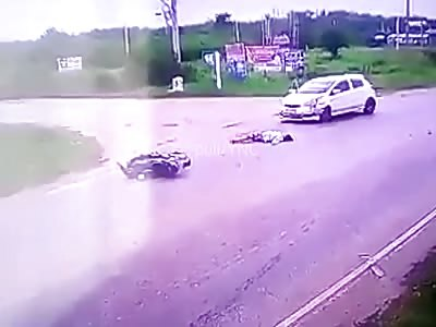 Motorcycle. vs automobile