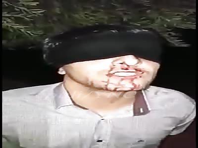Execution of Muhammad in Afrin Husbi Allah
