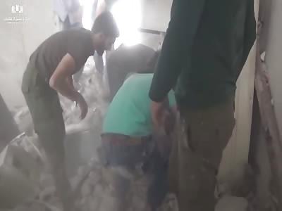 Eid al-Fitr after aiming home with elephant missiles Alaa Al Ahmad