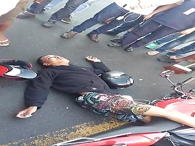 Brazil..... Santana Bahia  A man dead to shot