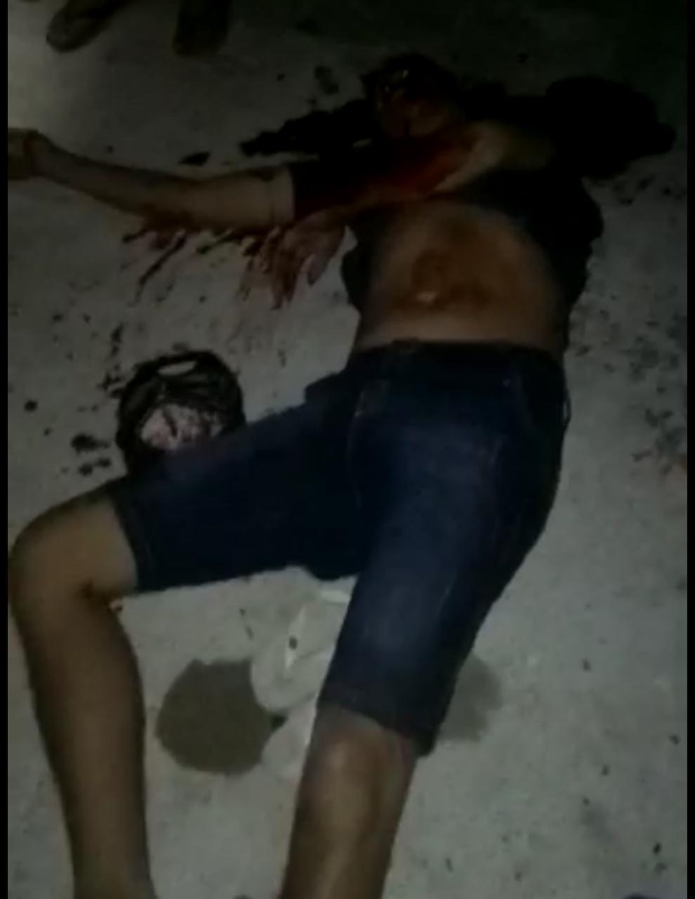 murder in brazil