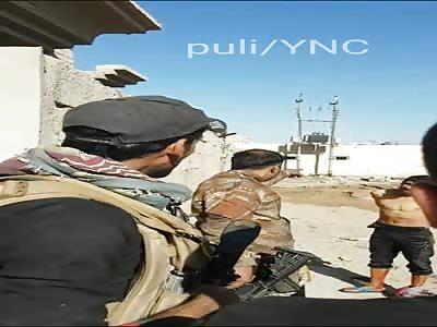 DAESH Executed by Al-Hashd Al-Shaabi Militia