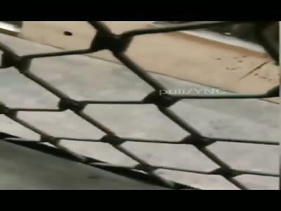 Machete fights between drug dealers in the streets of Barcelona