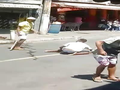 thief punished