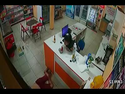 Military police brutally attack municipal server in São Luís