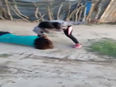 Two women fought over their drug supplier in Santiago del Estero🇦🇷
