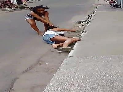 wtf. UFC Brazil...Tits and Ass Crack Flop Around