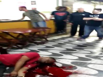 Three thieves killed in Rio de Janeiro Brazil