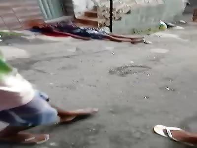 HOMICIDE in Salvador Brazil