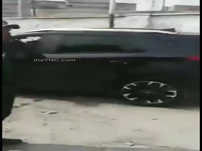 México killing the criminal