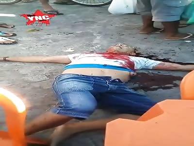 murder in Guarabira / BRAZIL