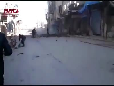 Northern Syria airstrikes