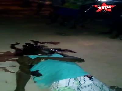 Pelé was brutally murdered in favela