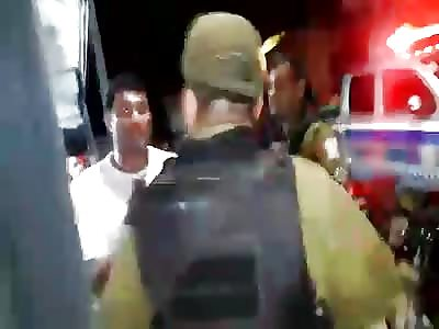 Cop Shoots Annoying Idiot