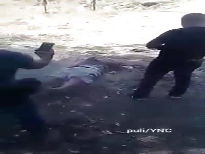 NEW: Community Policeman Executed by Los Viagras Sicarios