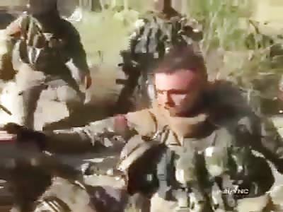 Turkish Soldiers Behead Slain PKK Fighters