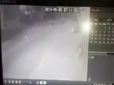 Intense Rocket Fire at Israel-Gaza Border Leaves Rider Pulverized