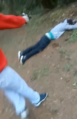 NO MERCY Shown to Rival Gang Member
