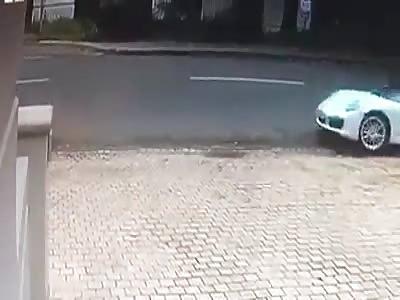 Car jacking fail