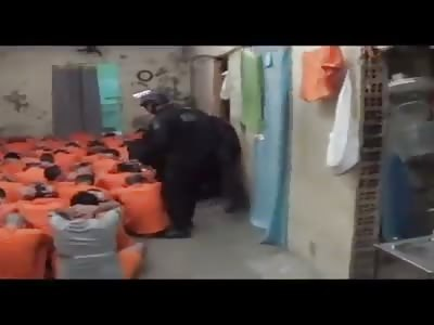 Discipline in Brazilian prison