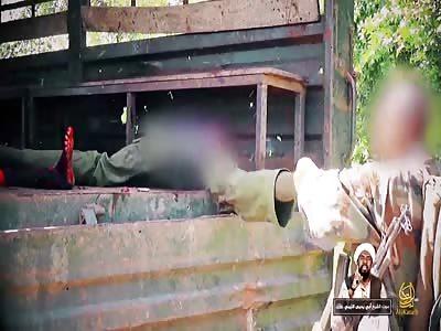 Al Shabab African ISIS IED & Ambushings