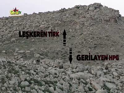 New Kurds VS Turks {Gopro Cam}