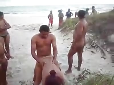 Sand, sun and sex