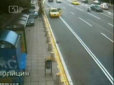 Cars Crashes