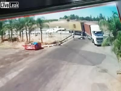 Crazy  crash