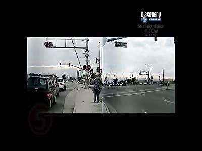 Trans crashes