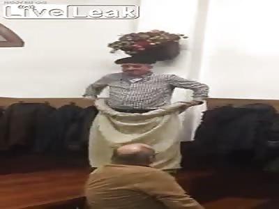Perverted dance