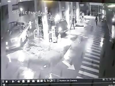 (Repost)Command attacks in MexicoCommand attacks in Mexico leave four policemen and three civilians killed