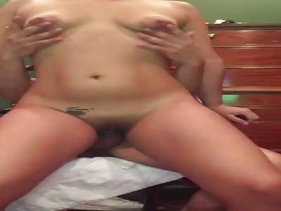 Hot breasts