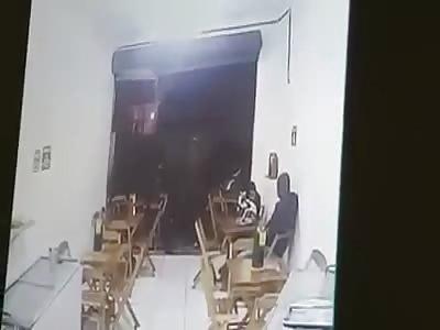 Violence in Brasil
