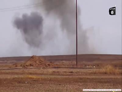 Islamic State Shreds Enemies in Salah al-Din video 1