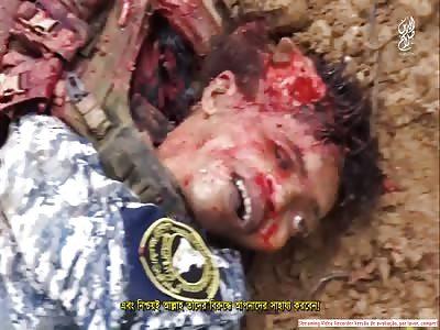 Islamic State Shreds Enemies in Salah al-Din video 2