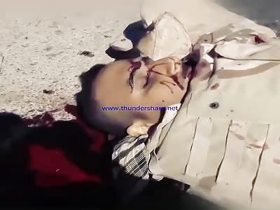 Isis in village ebu ammar