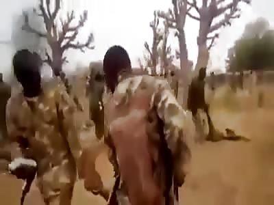 Boko haram dead soldiers