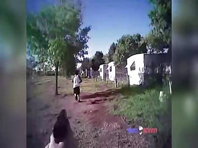 Bodycam Video Of Fatal Police Shootout in Alamogordo, New Mexico