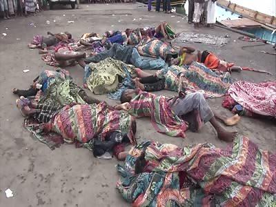 40 dead in Somalia wreck...