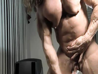 Horrific body woman