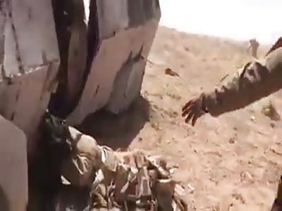 Daesh slaughtered in ninive