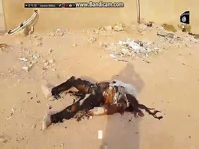 New isis vídeo. in batlefield killing enimes 3