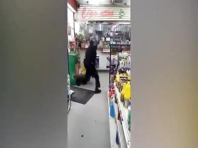 DeKalb County Police Officer Brutally Beats Woman!