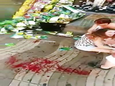 Terrorist attack in barcelona -breaking newsDaish we are: Report : 13 pple comfirmed dead -