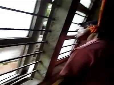suicide man hanged