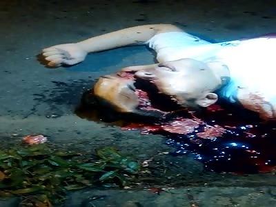 Trafficker was Killed with shotgun shot in the Head